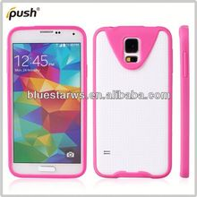 2014 New Arrival Fashion frame tpu for samsung s5 tpu bumper cse i9600
