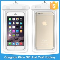Wholesale High Quality Large capacity luminous waterproof western cell phone cases