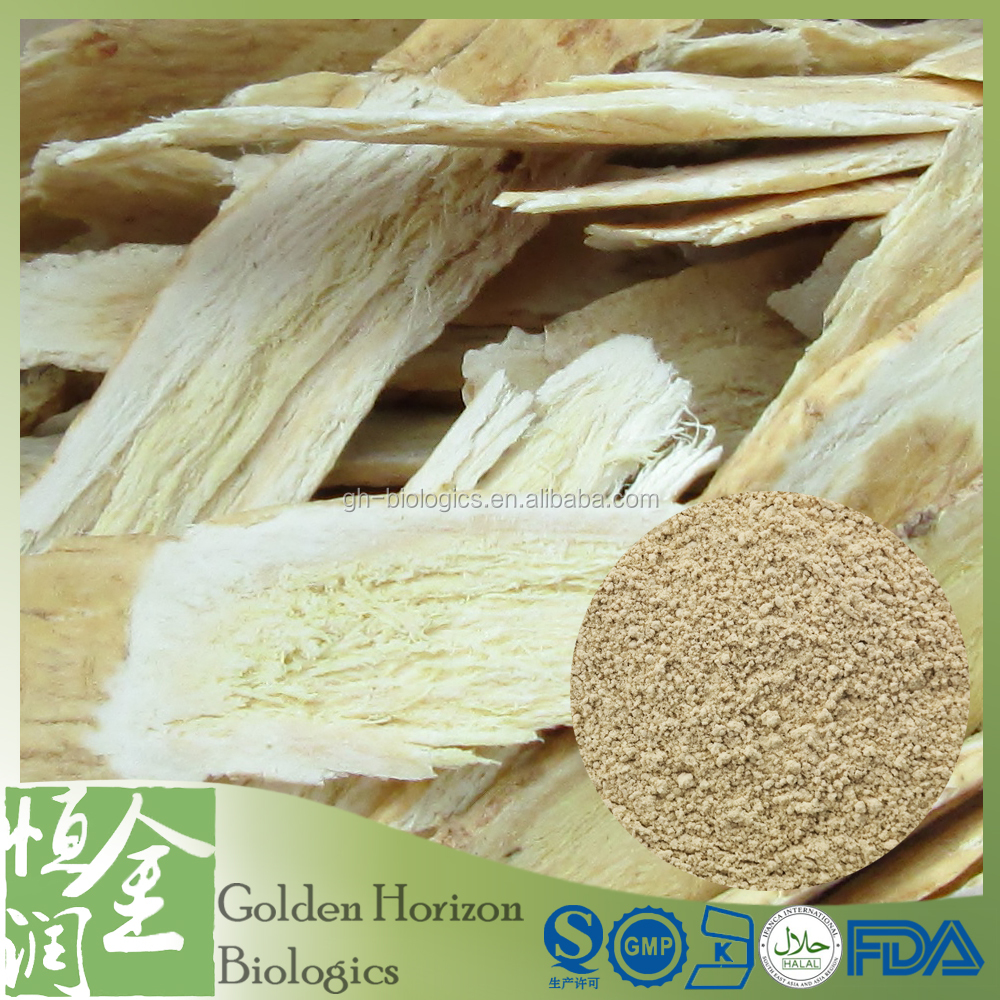 Herbal Extract Astragalus Root Extract For Ratio 20:1