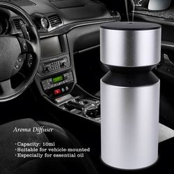 Innovation products 2018 CE certificates aromatherapy car diffuser for home