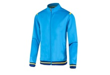 2016 newest cheap hot sell light blue track jacket