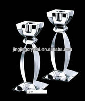 Wedding Crystal Candel Stands, Crystal Candle Holders