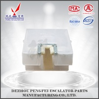 PENGFEI lift parts KONE small oil cup escalator replace parts oil collector
