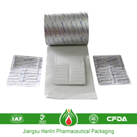 child resistant packaging paper backed aluminum foil price per kg