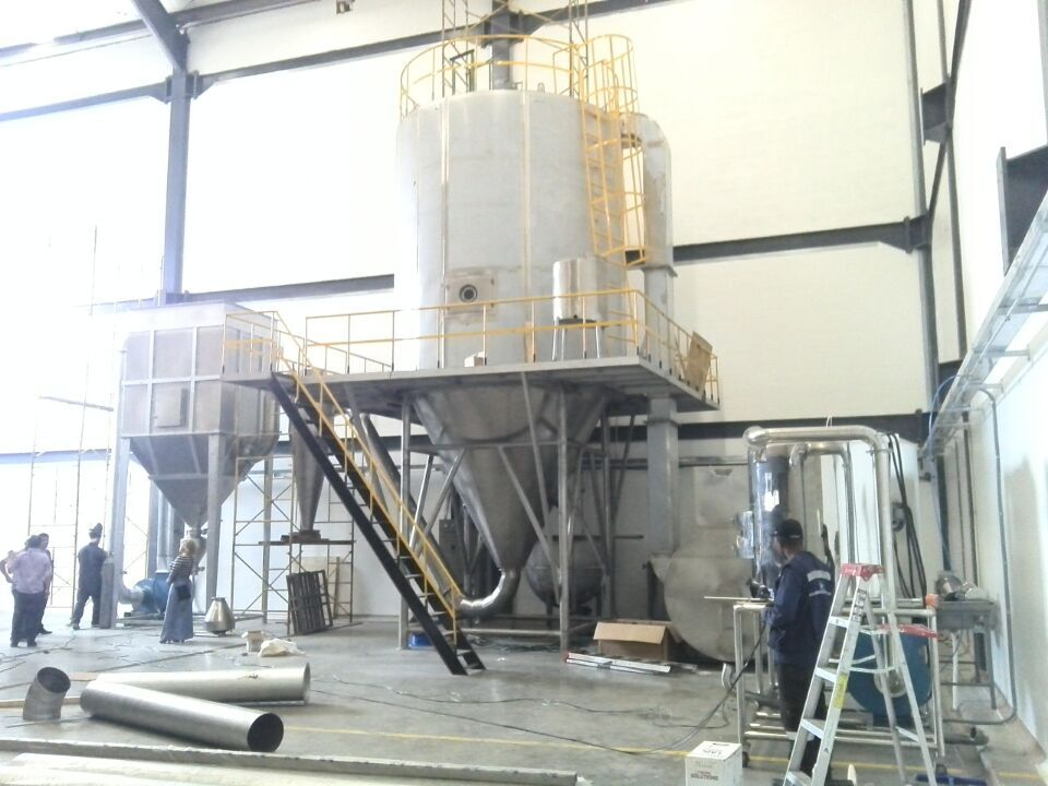 Economic and Reliable atom spray dryer China Factory