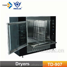 TD-907 PTC heating elements durable stainless steel cabin compartment dryer with Ozone fuction