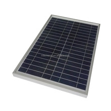 30w Popular Mono Solar Panel with High Efficiency