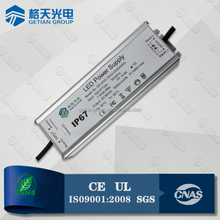 Waterproof IP67 40W Constant Current LED Driver With Lifespan Of 20000-40000hrs