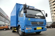 China Dongfeng 116HP 4X2 Manual Transmission Diesel Van Truck