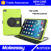 Unique customize hybrid drop resistance universal rugged tablet case for iPad mini 4