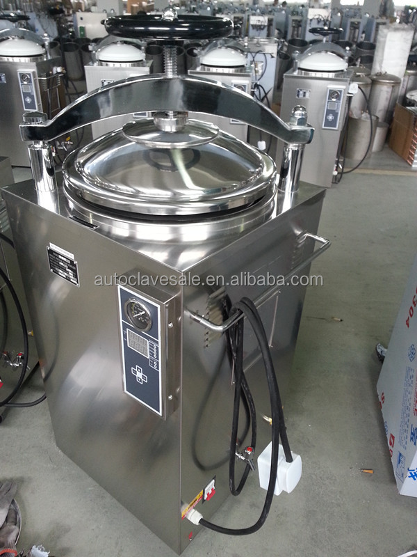 Bluestone Vertical Autoclave Diagram of Autoclave Machine
