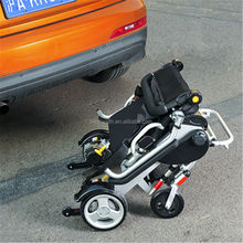 lightest foldable electric wheelchairs with brushless motor