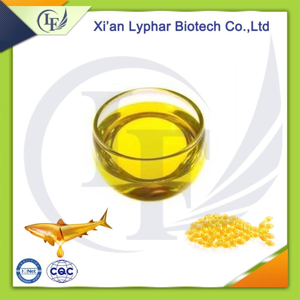 Lyphar Supply Top Quality Refined Fish Oil