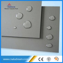 Nano Finish Aluminum Composite acm panel building material