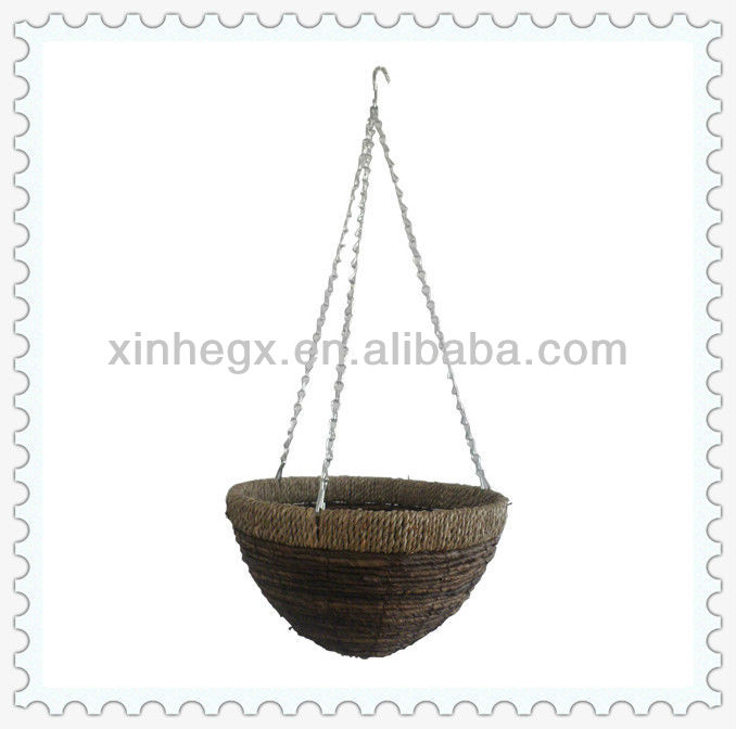 durable decorative hanging flower tower planter