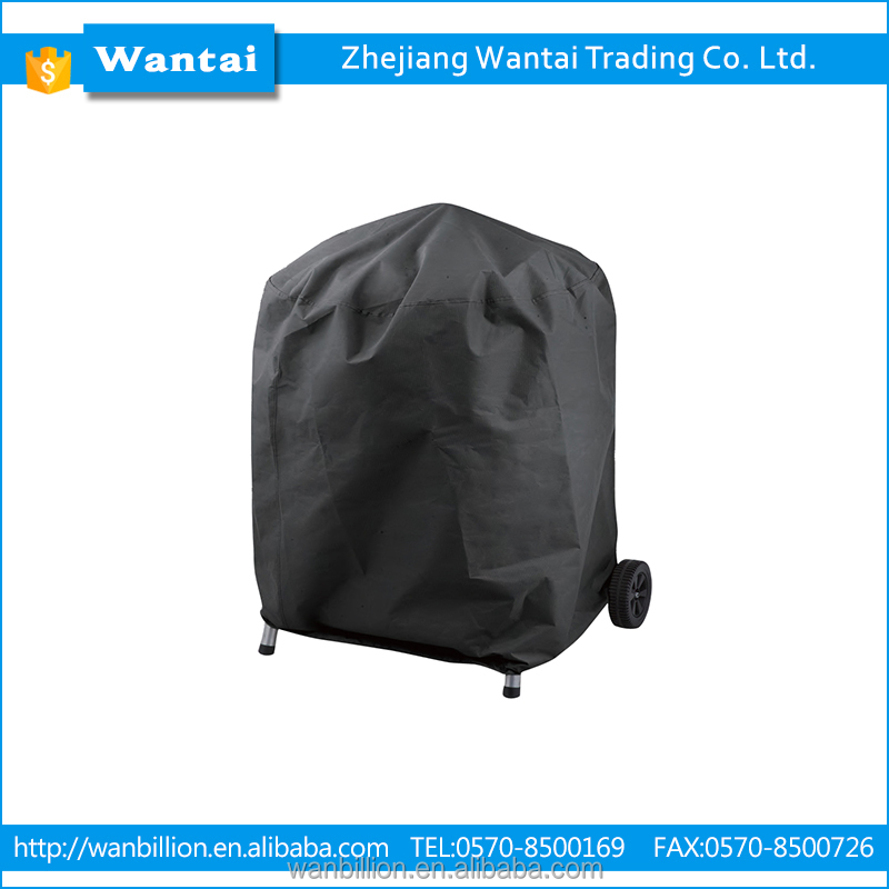Waterproof dustproof polyester bbq grill cover