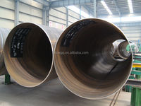 SSAW drainage steel pipe