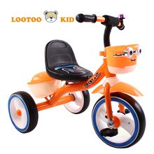alibaba good quality EVA tire 3 wheel custom tricycles for kids