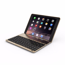 For New iPad ultra thin bluetooth keyboard with shockproof case