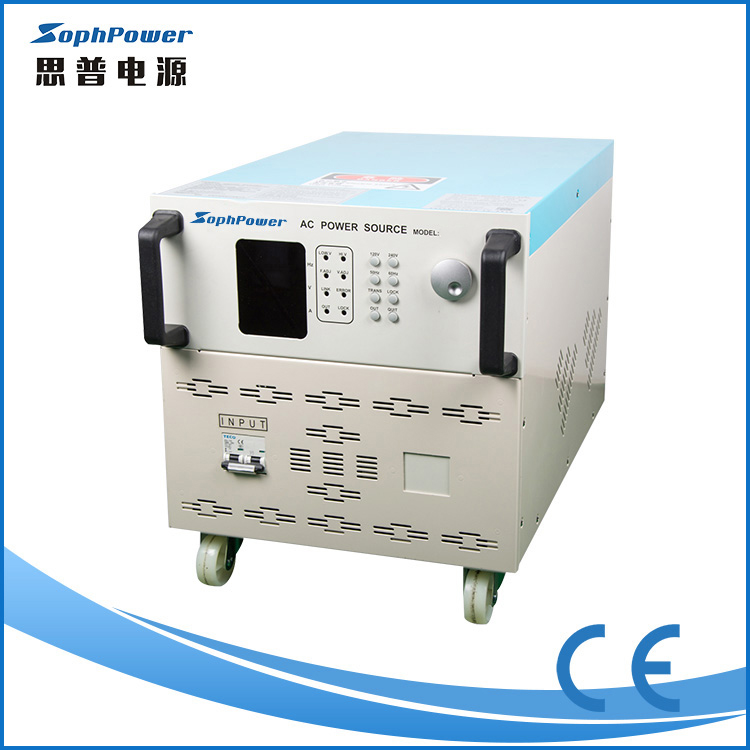 65Hz ac 10kva single phase power converter power source