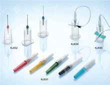 Sterile blood collection needle 22g