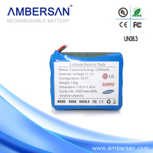 30a 18650 Rechargeable Battery Vtc5 2600mah 11.1v 18650 Lithium Ion Battery