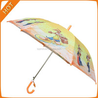 19'' custom promotion cheap personalized kid golf umbrella pictures