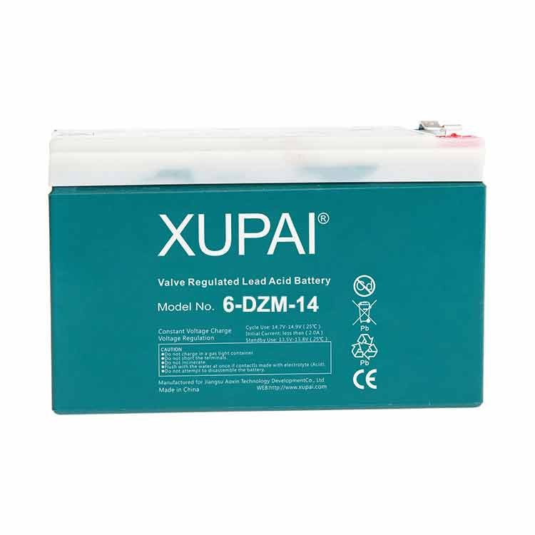 6-DZM-14 Deep Cycle Battery Wholesale