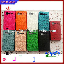 2013 good selling flip case for htc desire