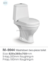 M-9044 Western toilet price commode two piece toilet
