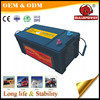 Auto Batteries 38b20l 40b19l mf n200 12v 200ah 24v car battery