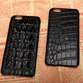 Top Quality Crocodile Leather Back Case Cover for iPhone 6 6Plus phone smart