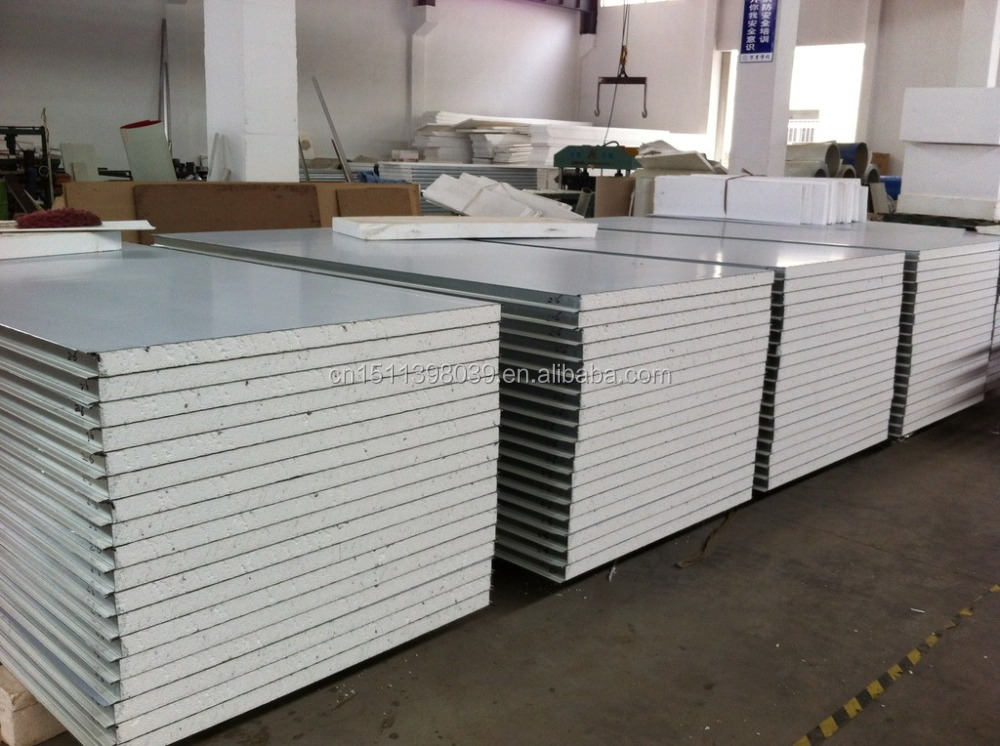 PU sandwish panel wall panel/polyurethane sandwich roof panel for construction materials
