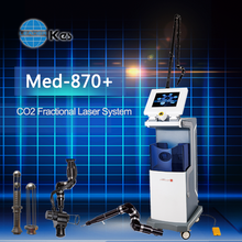 2016 Top selling rf fractional CO2 laser for scar removal skin resurfacing acne scar treatment