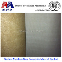 Breathable Water Vapor Permeable House Wrap