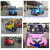 Newest Micro-mini New energy Electric Car Four Wheels Fully Enclosed Electric Car 4 Wheel vintage Electric Scooter