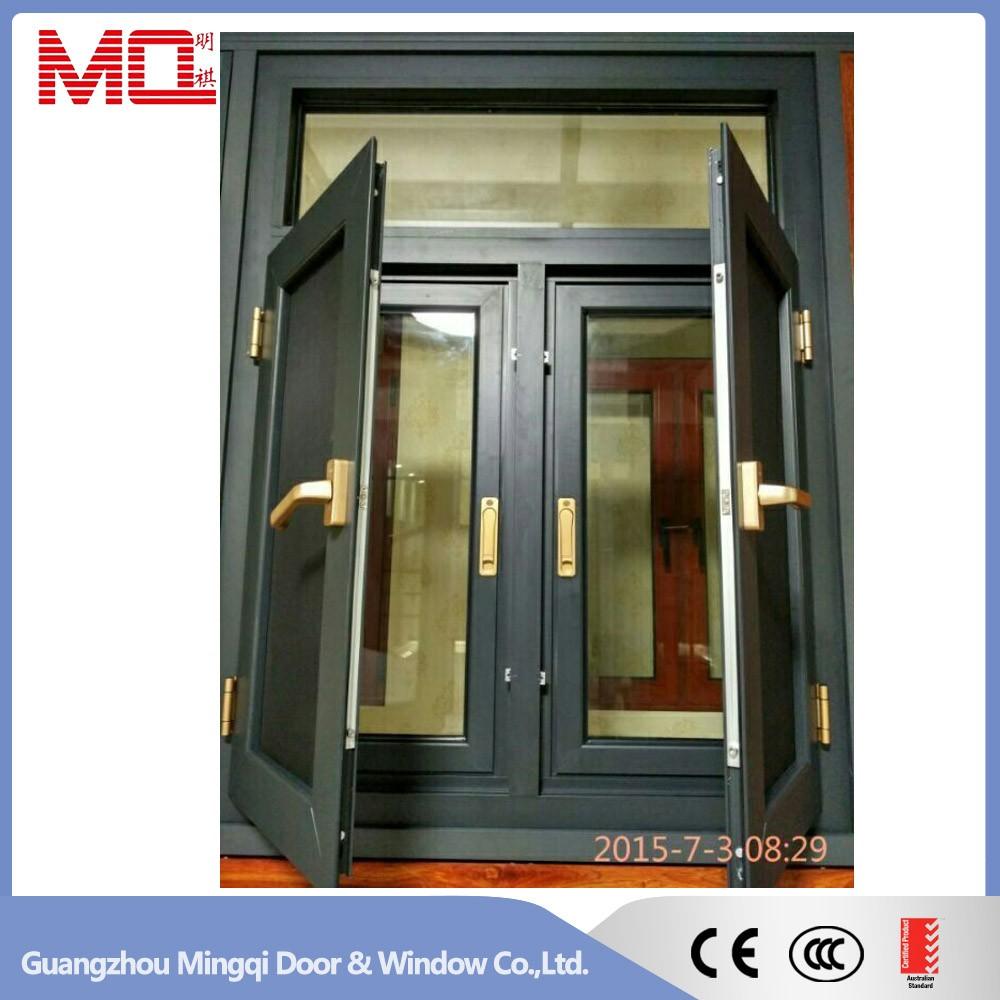 Powder Coated Aluminum Windows Manufacturer In Guangzhou