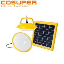 led rechargeable solar lantern camp lights with mobile phone charger