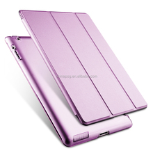 Leather Smart Case Magnetic Cover For iPad Air 1/2 1 2, Ultra Slim Auto Wake up/Sleep