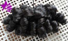 Cut from young girl and virgin hair ,original london style TOP SALE 100% natural unprocessed cheap virgin sexy aunty funmi hair