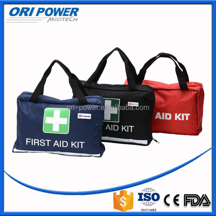 OP CE FDA ISO travel approved OEM auto camp outdoor car safety kit