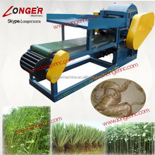 Banana stalk fiber extraction machine