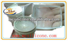 addition silicone raw material for jewelry mold making