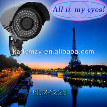 80M Long Range Video Camera CCTV with 4-9mm Varifocal Lens for Security of House, Hotel, Street
