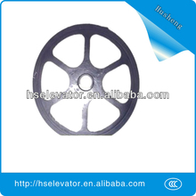 Elevator Main drive sheave GAA265AM.AM1.AM2, elevator wheel sheave