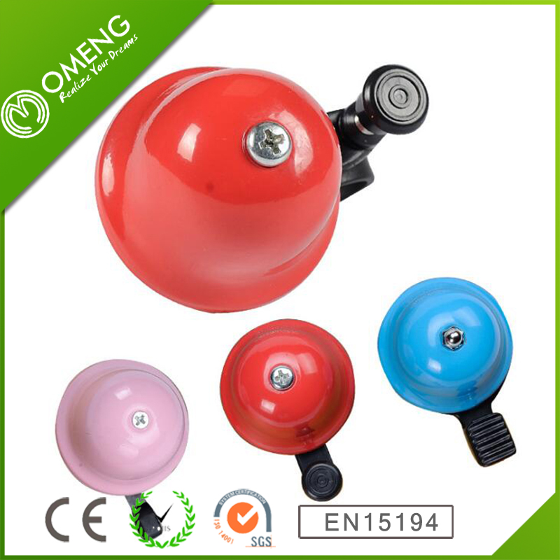 2016 Good Quality Nice Handlebar Bicycle Bell Push Customized Bike Bell
