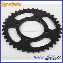 SCL-2013040077 For YAMAHA CRYPTON Motorcycle Sprockets And Chains
