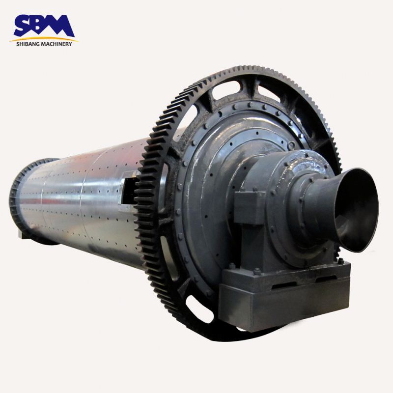 SBM free shipping 2017 new coal grinding ball mill
