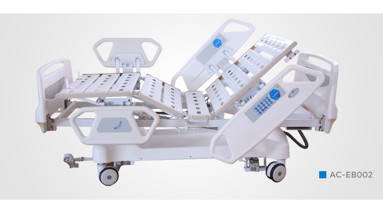 AC-EB002 Online shop china no folded medical electric tilting hospital bed prices