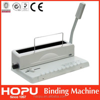 Photo Album Double Wire Binding Wire Making Machine